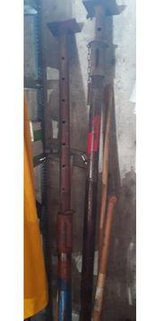 3 Stützstangen 2Große 1kleine