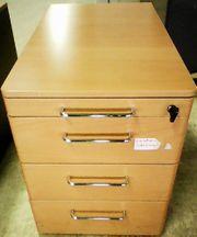 1-58 Werndl Steel Case Büromöbel