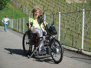 Elektrisches Handbike