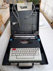 Schreibmaschine Olivetti