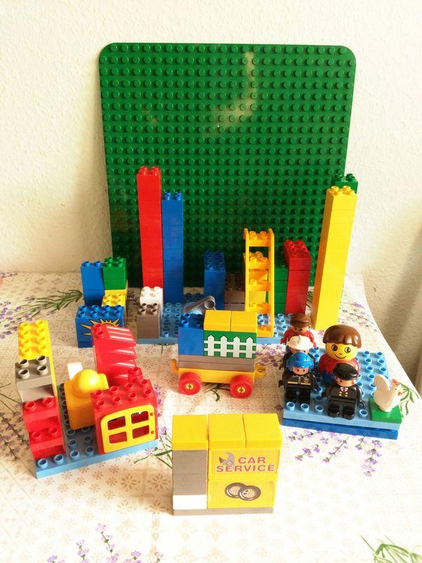 Lego Duplo Bausteinset über 180