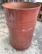 Brandfass Metallfass Lagerfeuer 220 Liter
