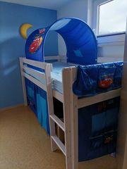 Kinderbett Hochbett Etagenbett