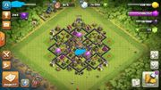 clash of clans rh8 max