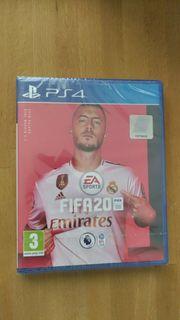 FIFA 2020 ps4 Spiel Nagelneu