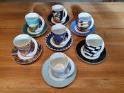 Espresso Sammeltassen von Rosenthal