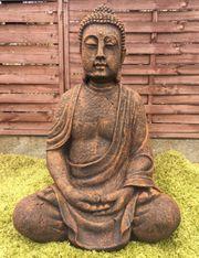 Garten Figur aus Beton Buddha
