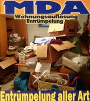 Entrümpelung und Wohnungsauflösung Nürnberg 100km