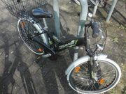 Fahrrad Alu-Rahmen 24zoll