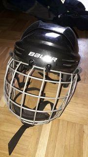 eishockey Helm von bauer