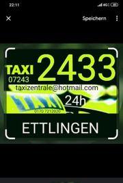 Taxi NonStop Ettlingen e k