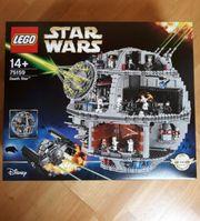 Lego Star Wars Todes Stern