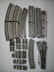 9 Märklin Primex H0 M-Gleis