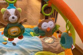 Fehn - Activity Decke Sleeping Forest: Kleinanzeigen aus Sinzing - Rubrik Baby- und Kinderartikel