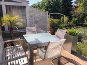 Gartentisch Glastisch Terrassentisch von mömax