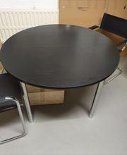 Esstisch ausziehbar und 3 Stühle