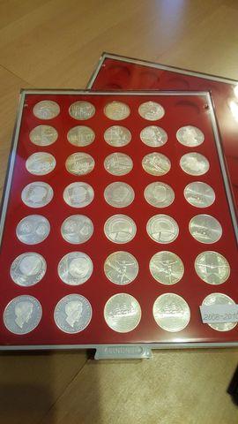 10 Euro Münzen: Kleinanzeigen aus Schwabach - Rubrik Münzen