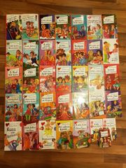 Freche Mädchen - freche Bücher Sammlung