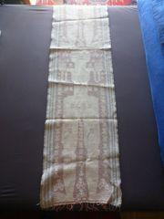 IKAT Tuch aus Bali - Handarbeit