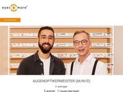 Augenoptikermeister m w x