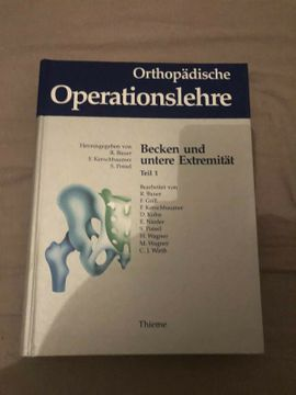 Orthopädische Operationslehre Band 1 2: Kleinanzeigen aus Leipzig Tabaksmühle - Rubrik Komplette Sammlungen, Literatur