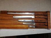 Messer Set mit alten Qualität
