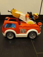 Feuerwehrauto von Fisher Price Little