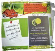 Rasenroboter Installation Service Kaufberatung Vertrieb