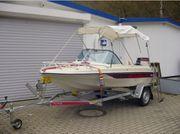 Motorboot Vieser Bora- Gebraucht