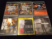PS3 Spiele Große Auswahl - TOP