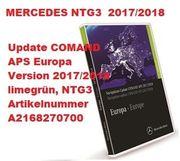 MERCEDES COMAND APS NTG3 Europa