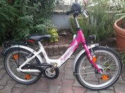 Fahrrad Mädchen Pucci