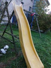Rutsche gelb 3 m lang