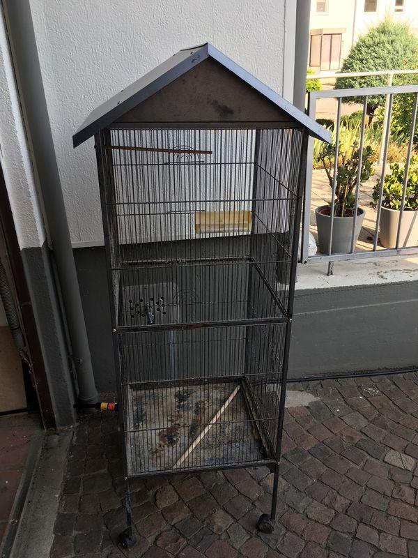 Voliere für Vögel