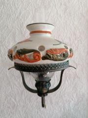 Altes Lampen Set 3-teilig Kupfer