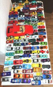 130Autos von Hot Wheels Matchbox