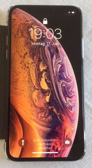iPhone XS 64GB Gold mit