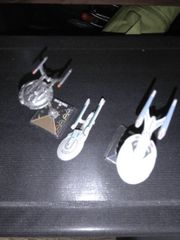 star trek modelle