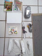 Nintendo Wii Konsole Spiele Mario