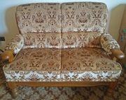 2-Sitzer 60er Jahre Retro Sofa