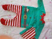 Baby Kleidung und Rebornbabys Weihnachten