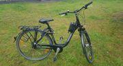 Sehr gut erhaltenes Fahrrad zu
