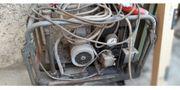 Kompressor Eigenbau 380V