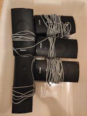 Homespeaker System Sony