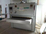Sandingmaster 1350mm Breitbandschleifmaschine