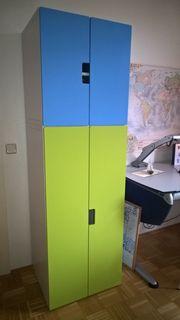 Dreiteiliges Aufbewahrungsset Stuva von Ikea