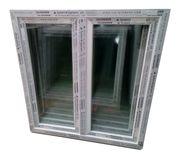 Kunststofffenster 120x130 2flg aus Bayern