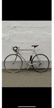 Fahrrad- Retrorennrad für die Stadt