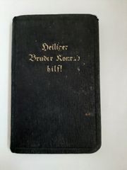 P Josef Anton Heiliger Bruder