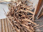Holz zum verbrennen Brennholz